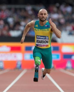 Scott Reardon - London 2017 World Para-athletics Championships - Day 4 - 100m (3)
