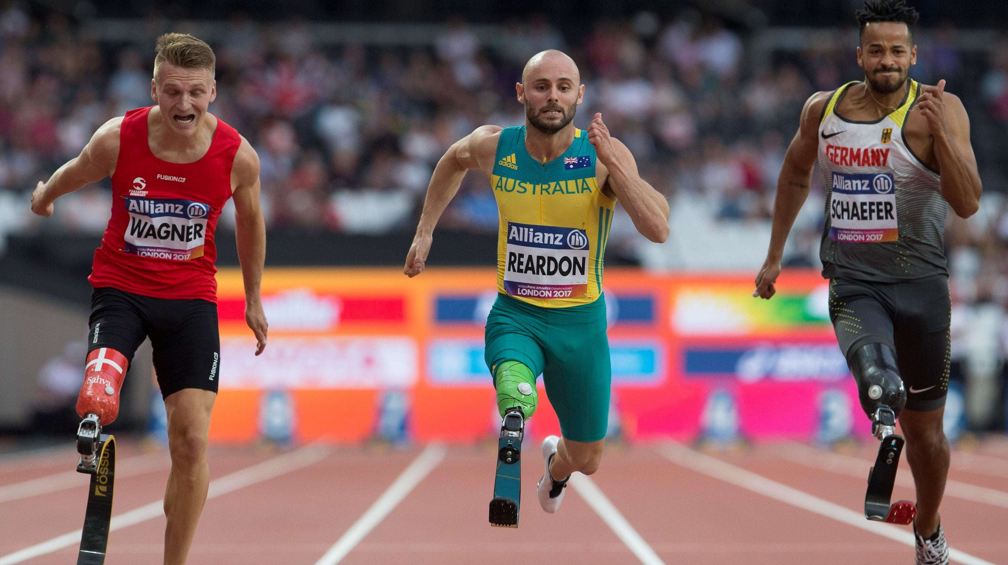 Australia finish in top five at London 2017