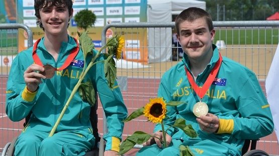 20-medal haul for Team Australia at Junior Worlds