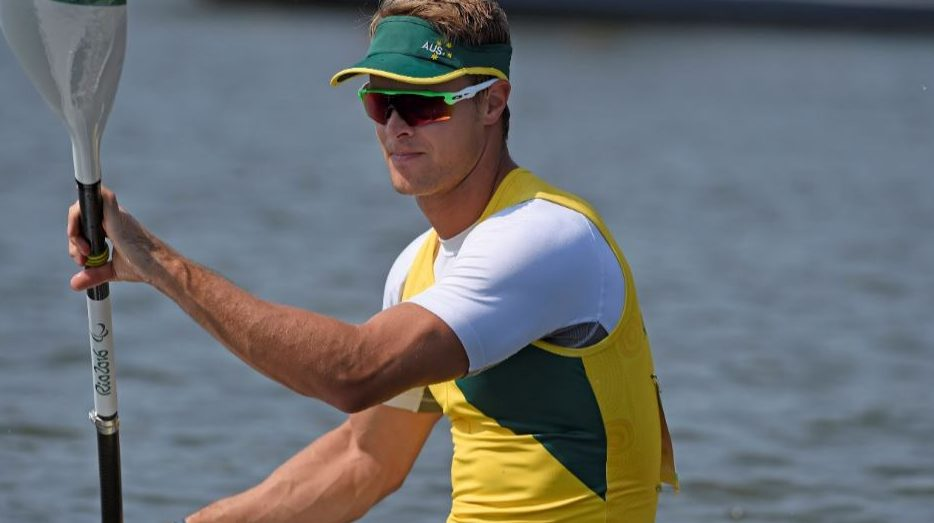 Paralympic champion McGrath spurred on by racing rivalry in Racice