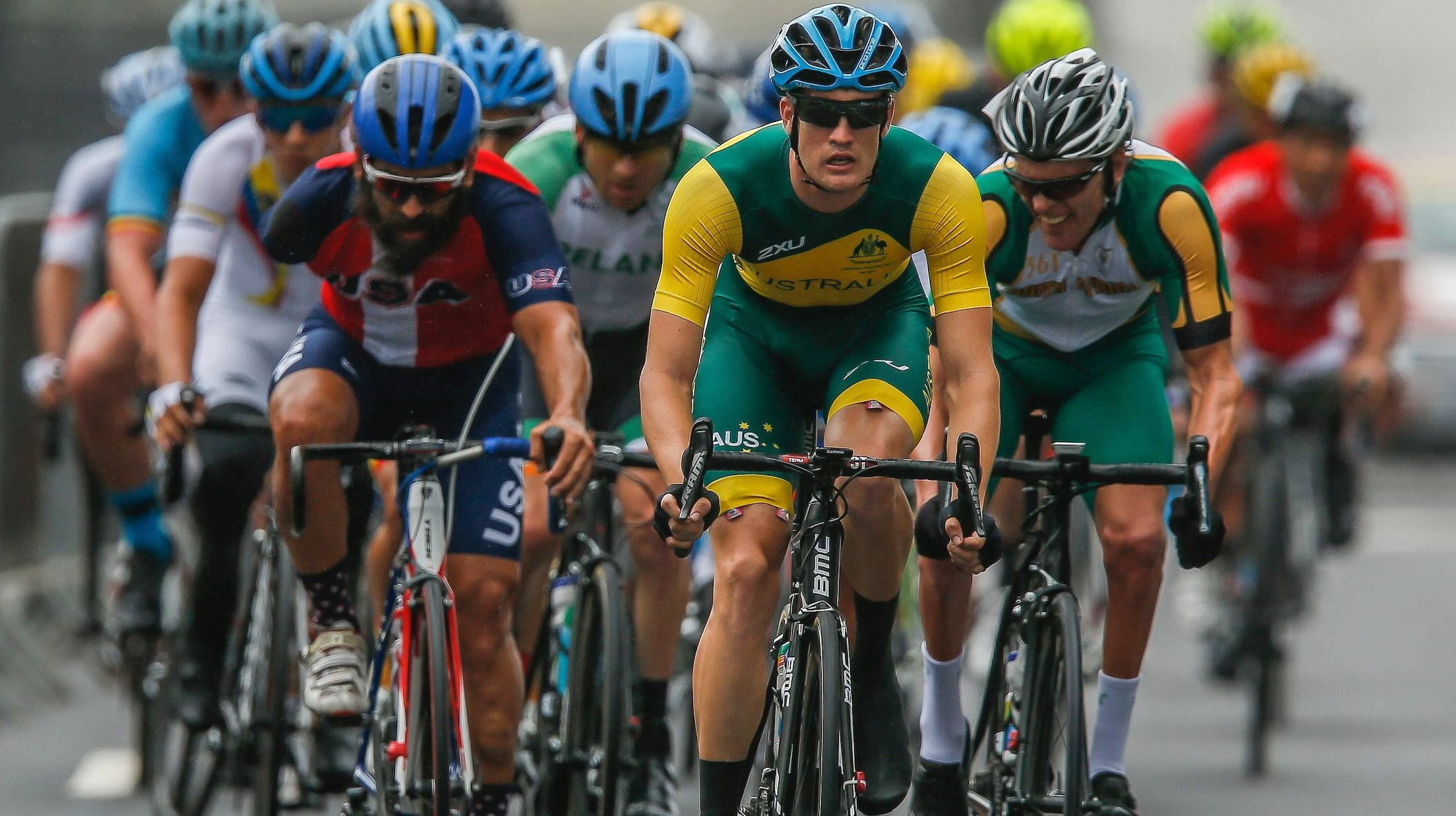 Rookies ready to roar at 2017 Para-cycling Road Worlds