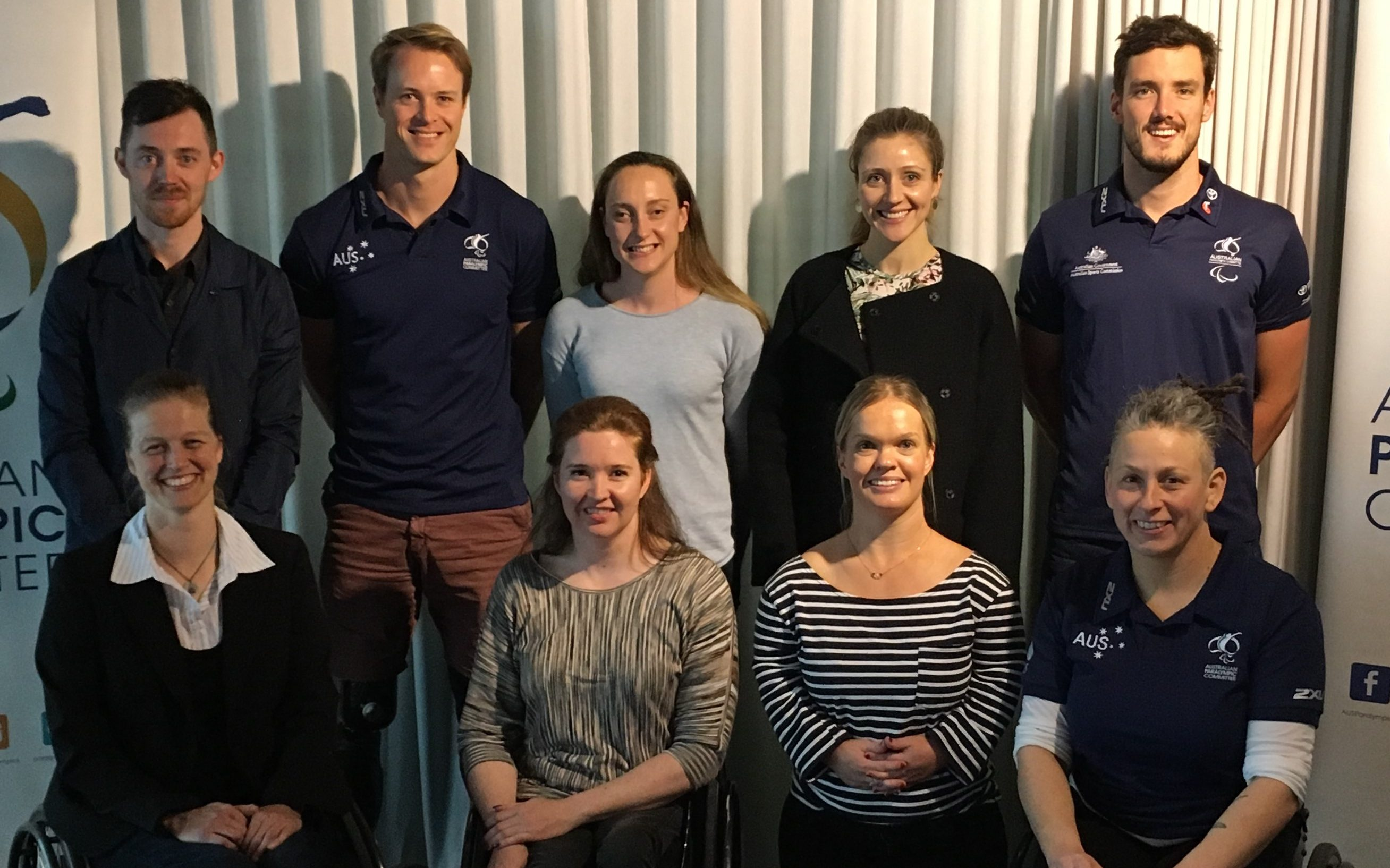Athlete Commission established by the Australian Paralympic Committee