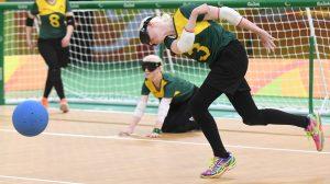 AUS v CHN - Preliminary Group D Ro 2016 Paralympics  Games Opening Ceremony September 8, 2017 Future Arena, Rio de Janeiro, Brasil (Brazil) Courtney Crow / Sport the library