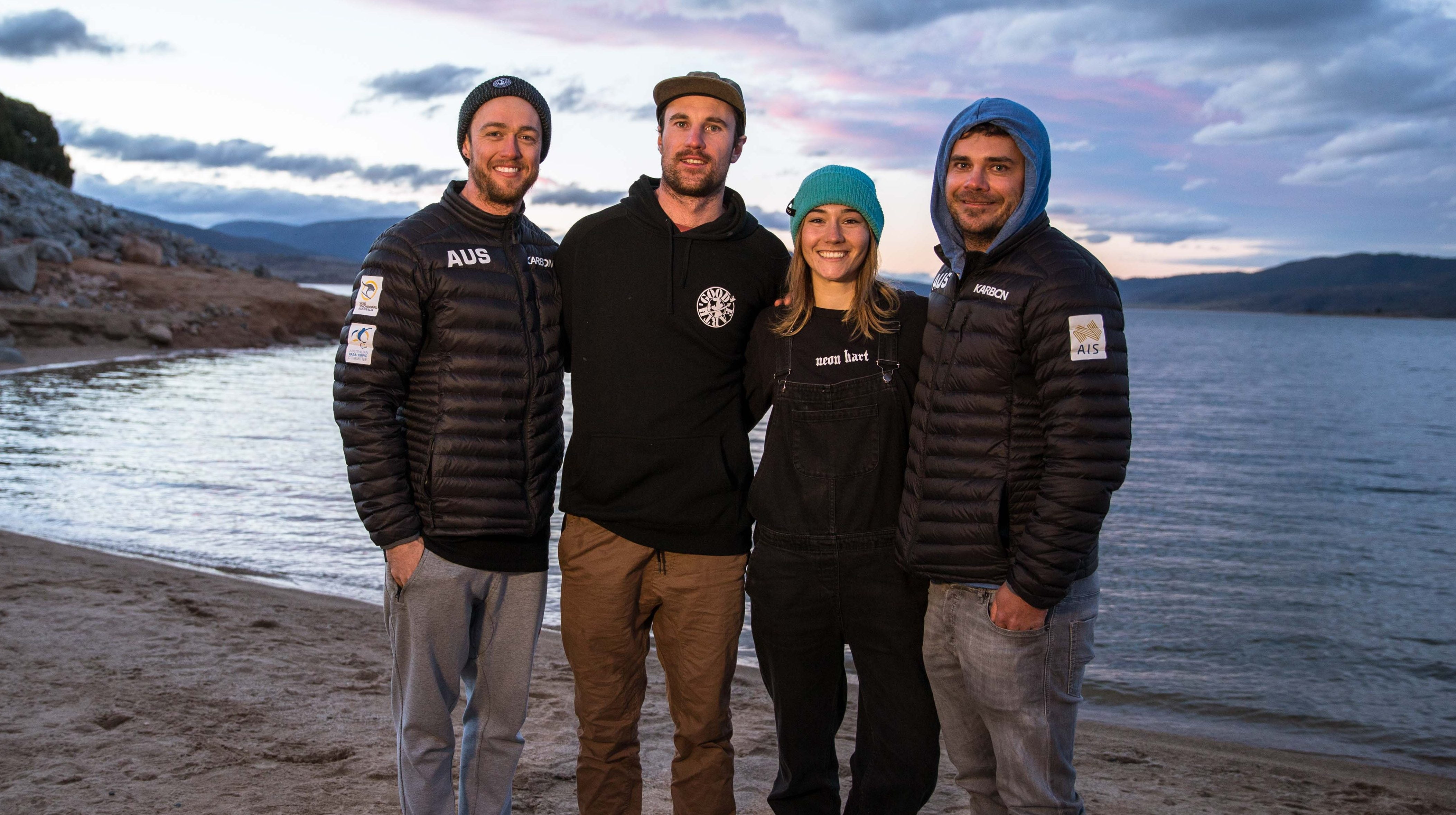 Para-snowboarders ready for Banked Slalom World Cup in NZ