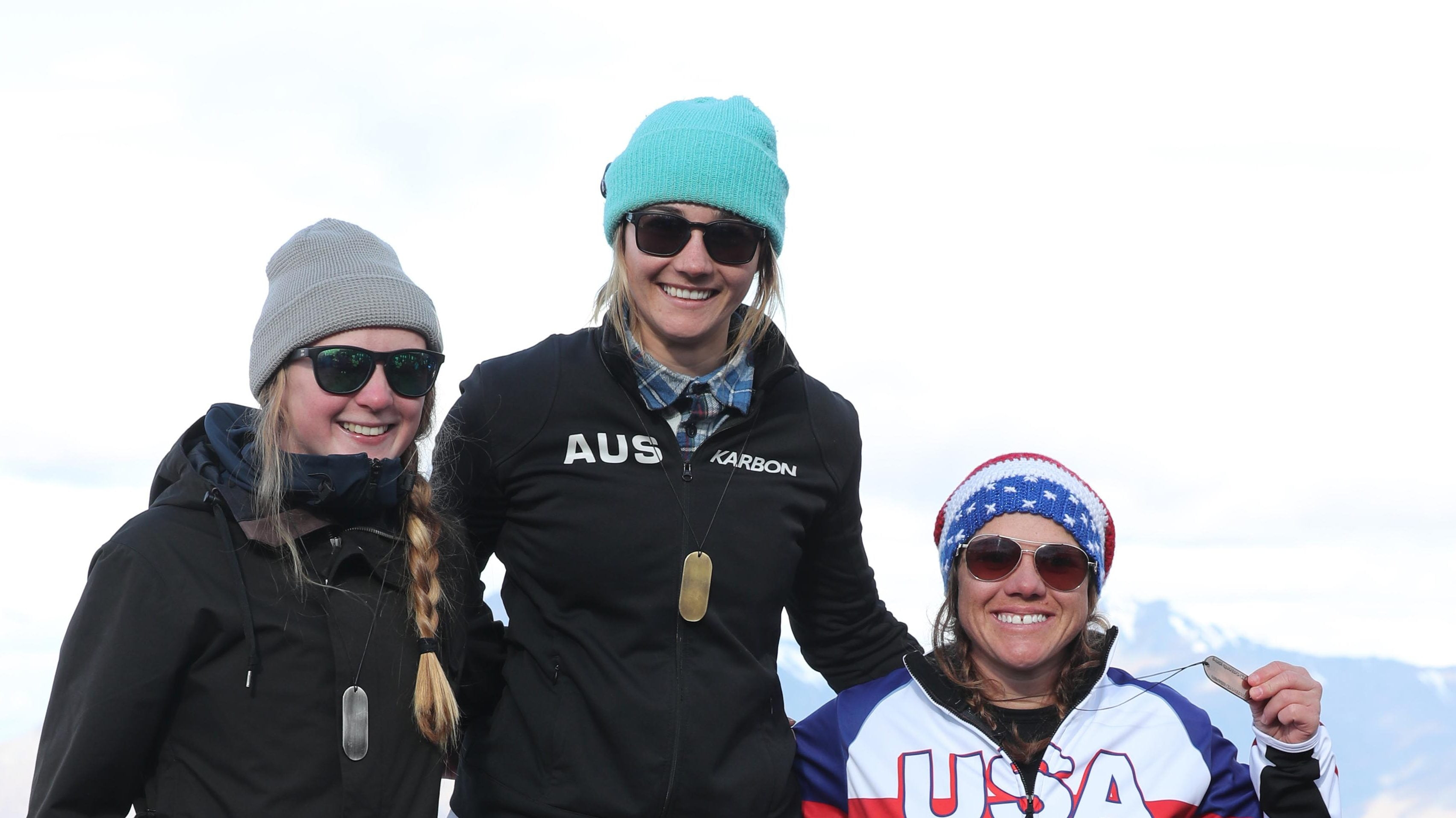 Aussies hit the podium at NZ Winter Games