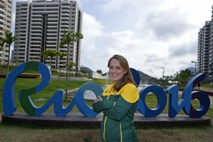 Athlete Village / Chef de Mission Kate McLoughlin 2016 Paralympic Games - RIO Brazil Australian Paralympic Committee Rio Friday 2 September 2016 © Sport the library / Jeff Crow