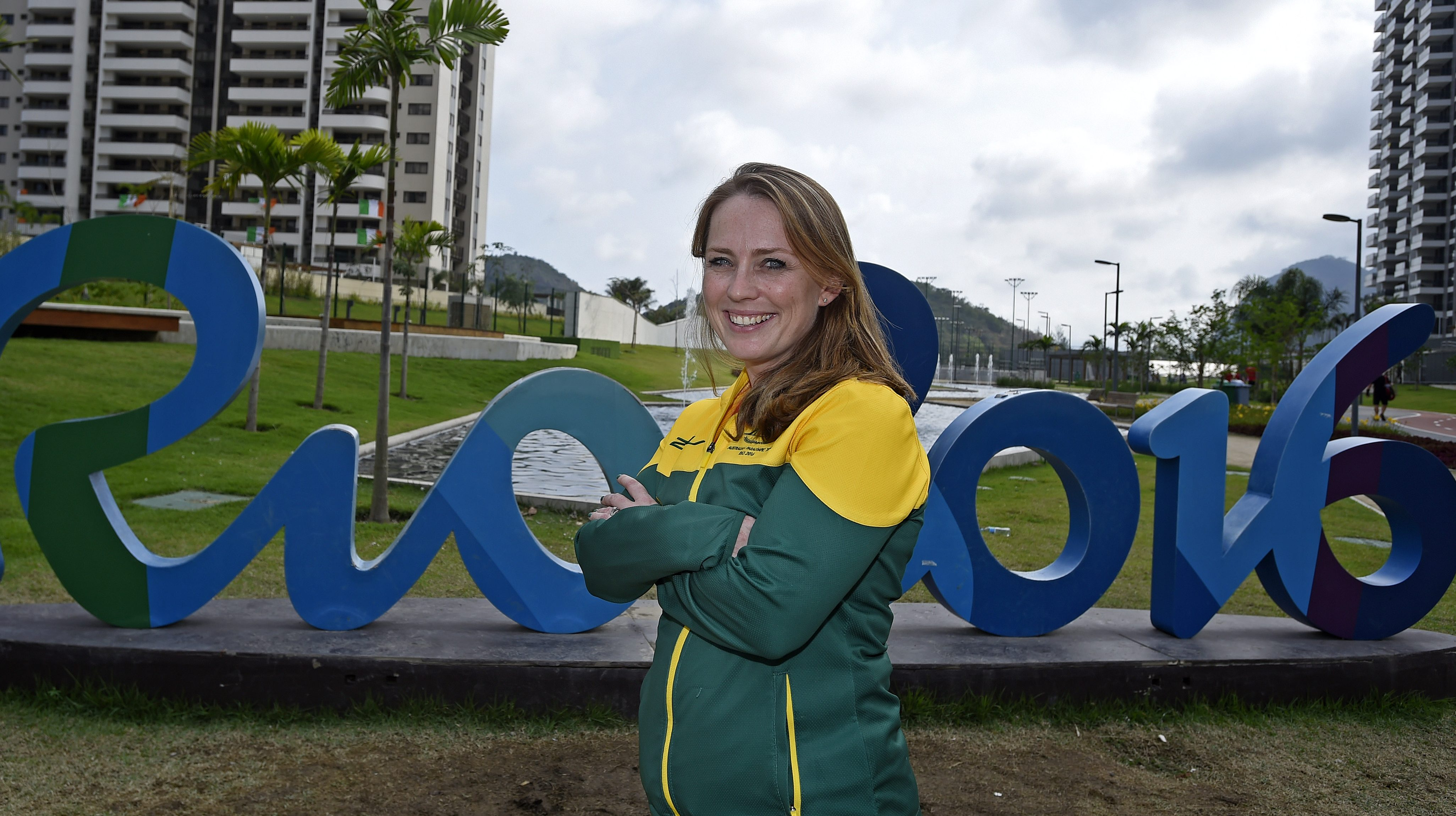 Australian Chef de Mission named Best Official at International Paralympic Awards