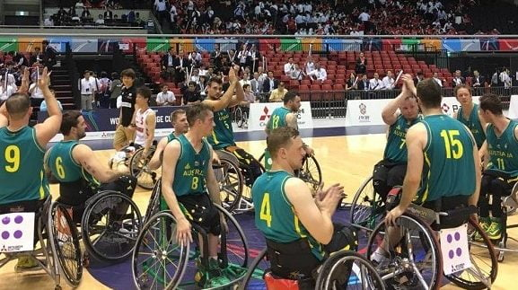 Rollers comeback secures win over hosts at World Challenge Cup