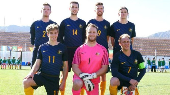 Pararoos too good for Portugal at World Championships