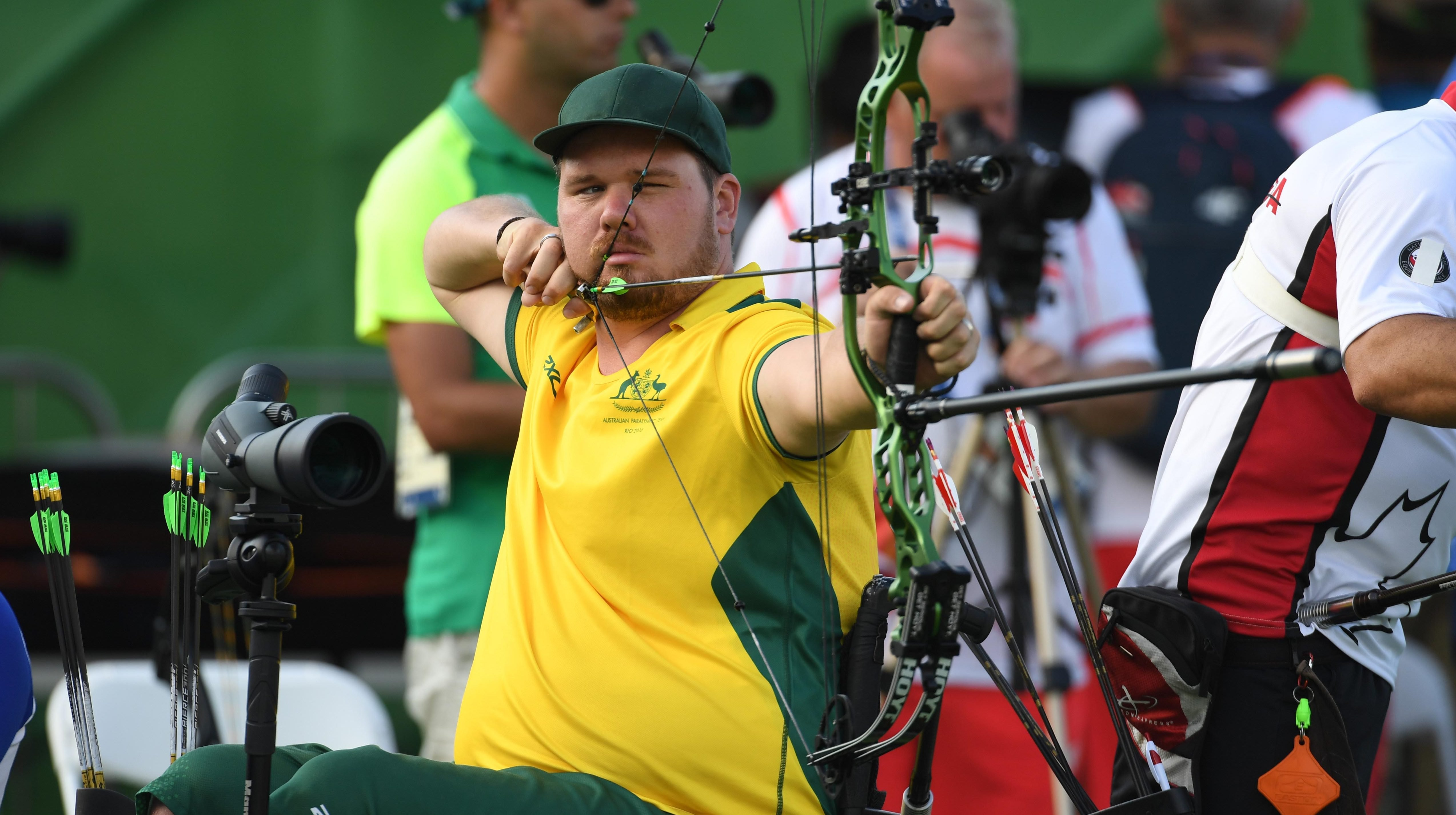 Four to target bullseye at the World Para-archery Championships