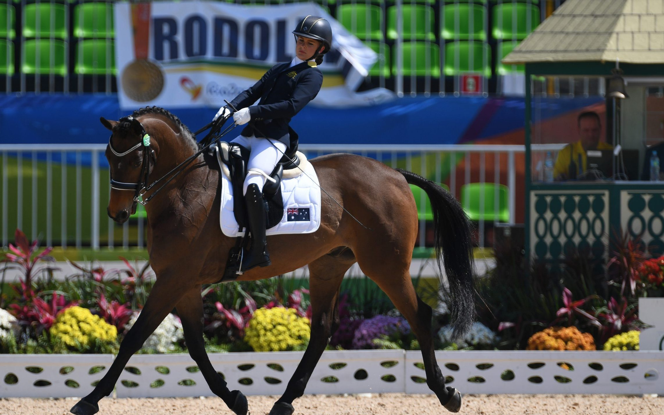 Emma Booth shortlisted for 2017 FEI Award