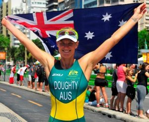 Rio 2016 - Triathlon - Women's PT4 - Kate Doughty (27)