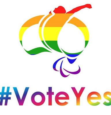 #VoteYes –  APC supports Marriage Equality