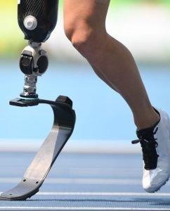Scott Reardon Men's 100m T42 Heat 2 Athletics - Rio 2016 Paralympics  Games  September 14, 2017 Olympic Stadium, Rio de Janeiro, Brasil (Brazil) © Sport the library / Courtney Crow