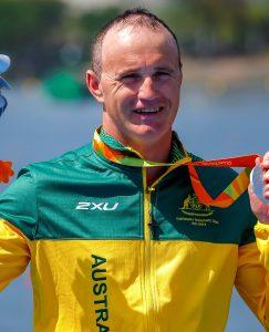 Rio 2016 - Rowing - Mens Single Sculls Silver - Erik Horrie (8)