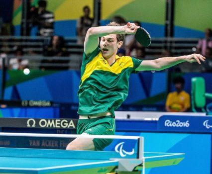 Australia rally around gold at the Thailand Para Open