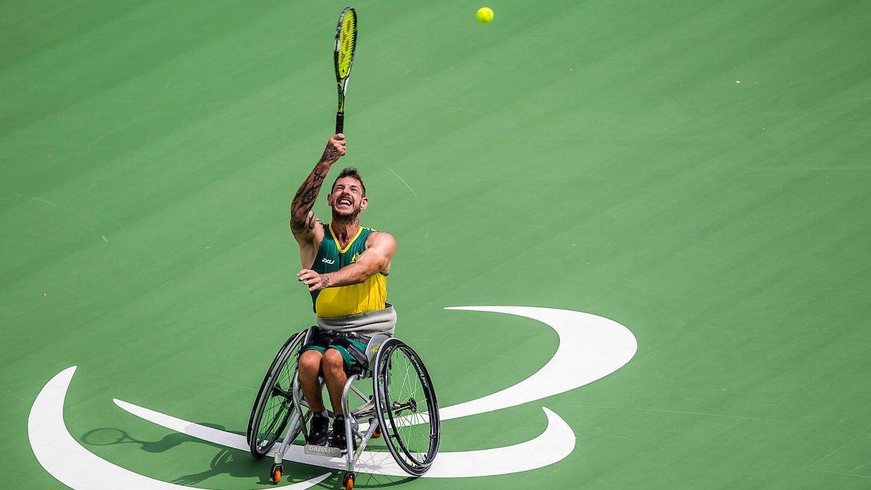Australian Wheelchair Tennis season commences