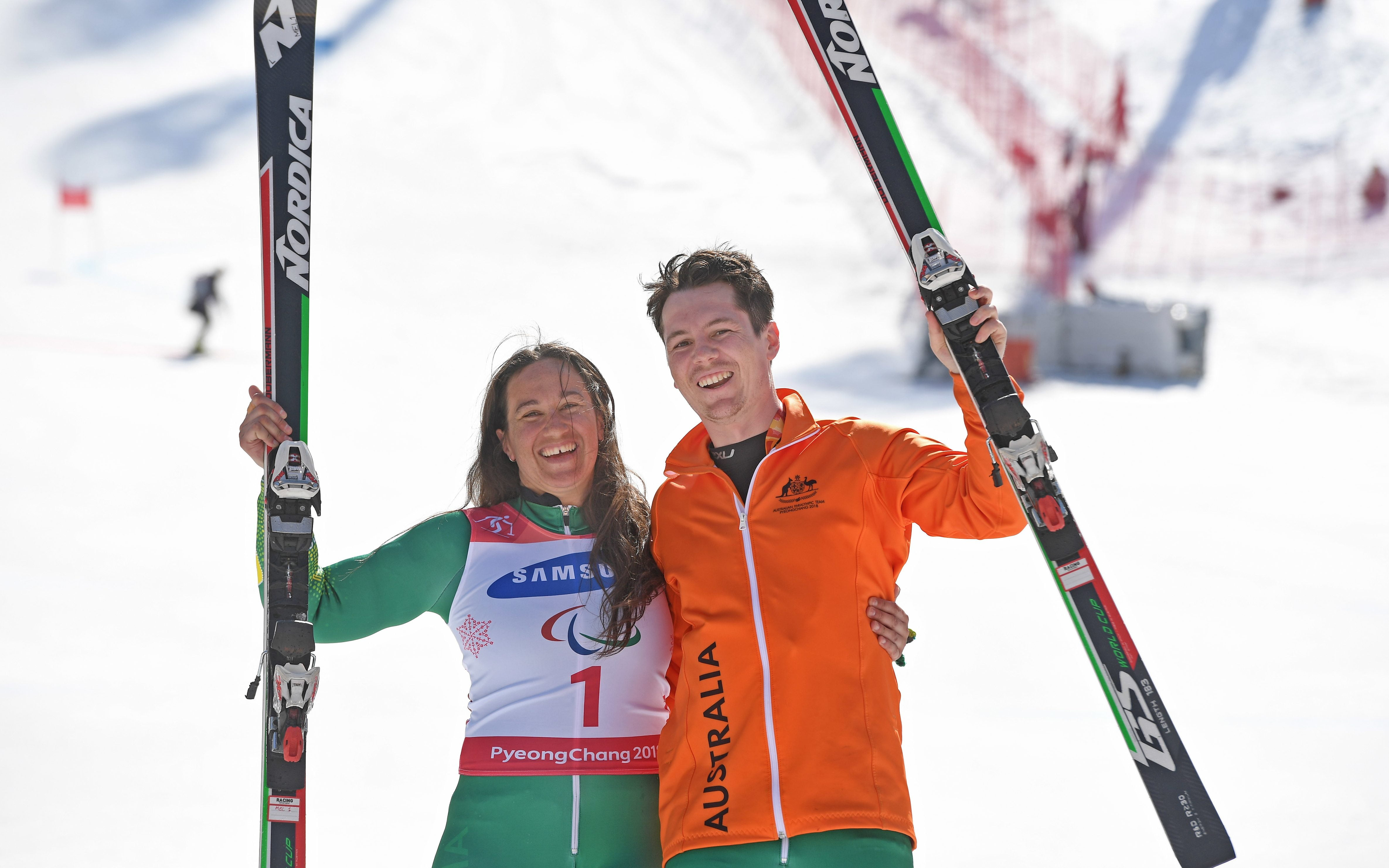 Perrine backs up her maiden Paralympic medal with another 24 hours later