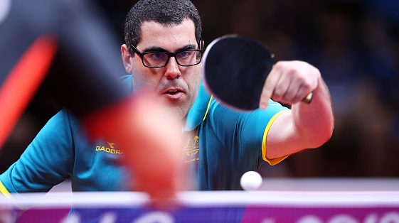 Medals in sight for Australian Para-table tennis athletes