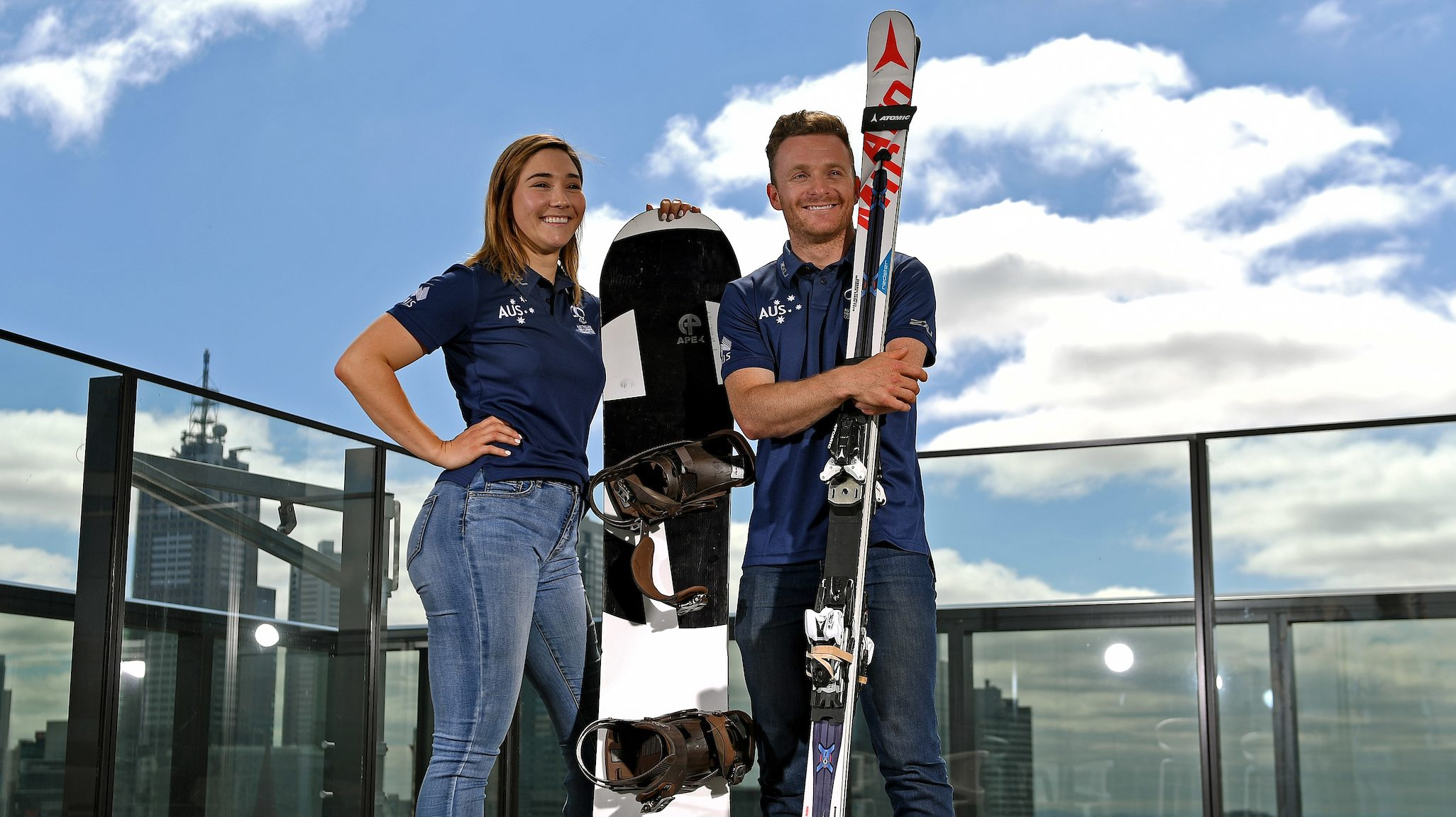 Australian Paralympic Winter Team for PyeongChang 2018 announced