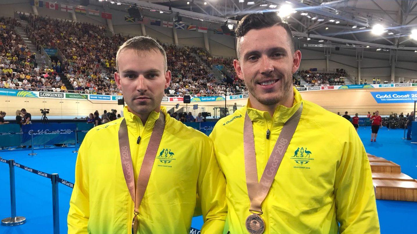 Para-cyclists claim Australia's first Gold Coast Para-cycling medal