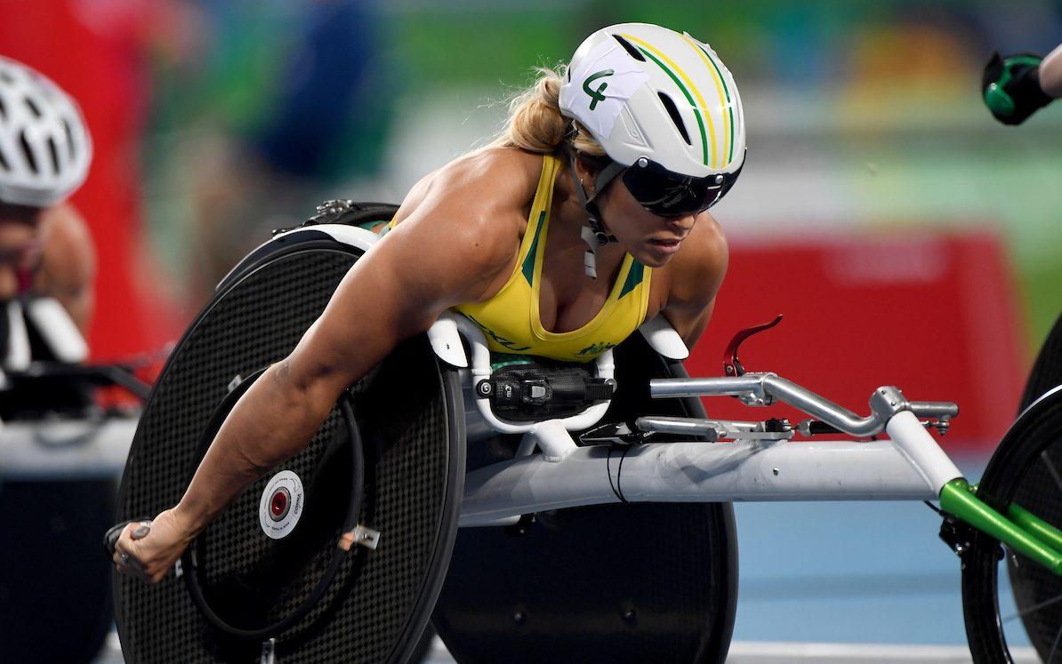 Australians in Switzerland for world-class wheelchair racing
