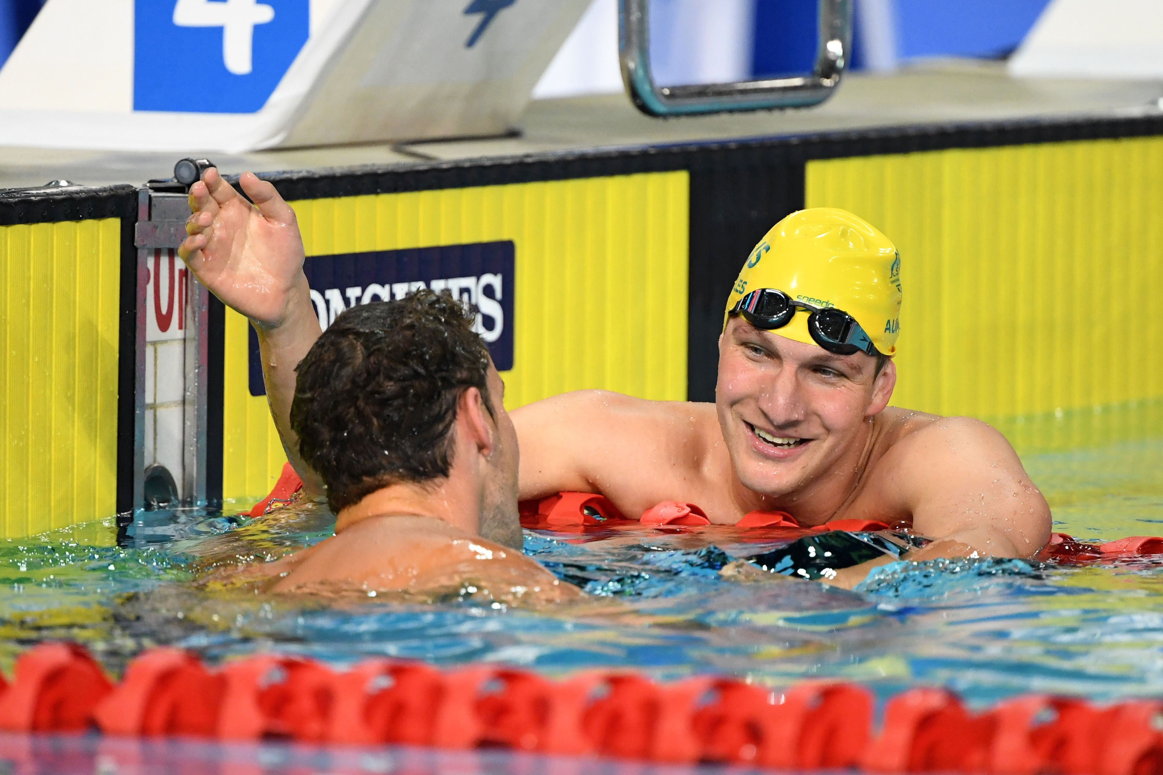 Golden glory on the Gold Coast for Aussie Para-swimmers