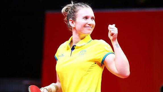 Australia's Para-table tennis campaign underway
