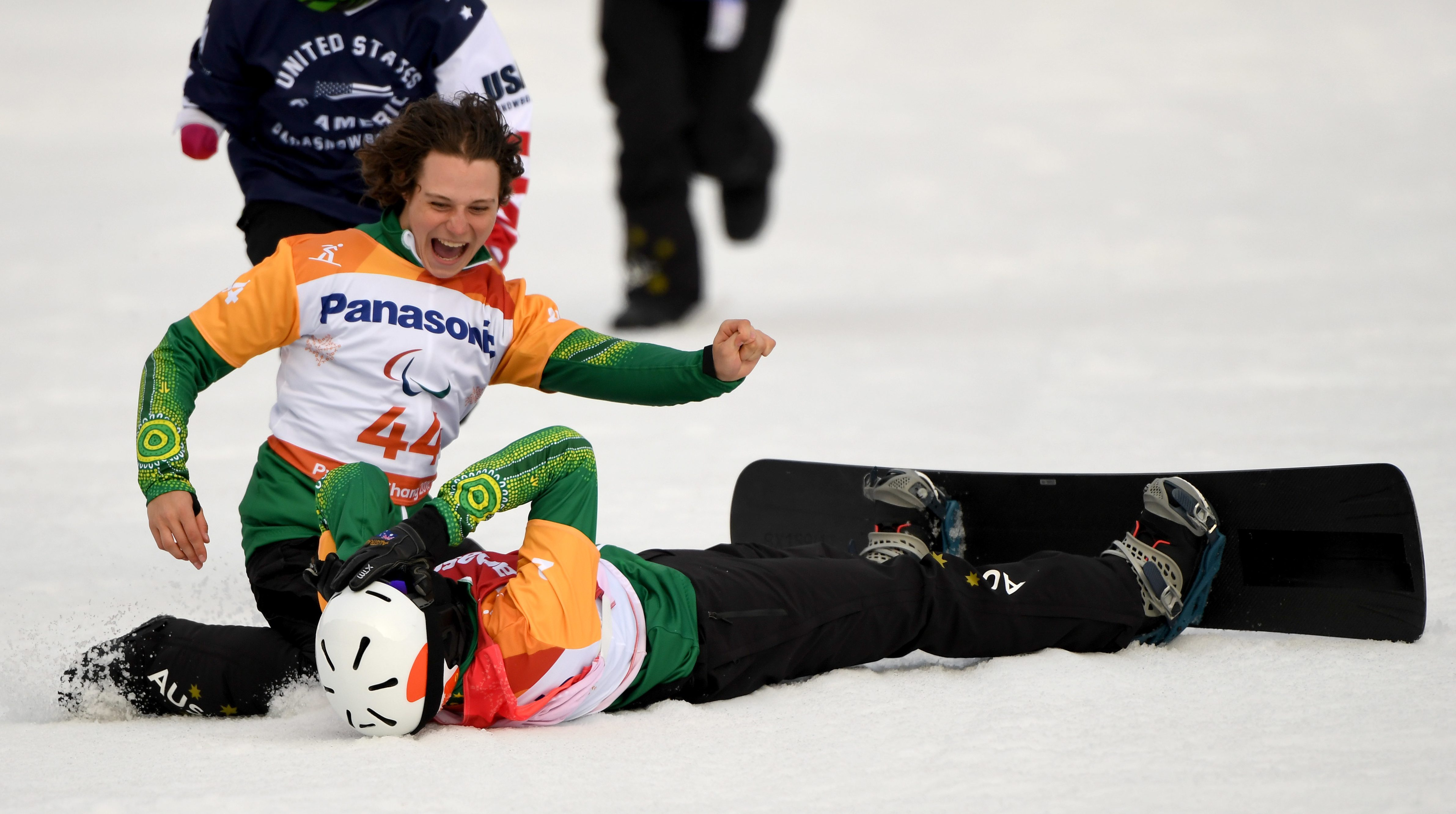 Commonwealth Games and Summer Paralympics help Patmore win gold in PyeongChang