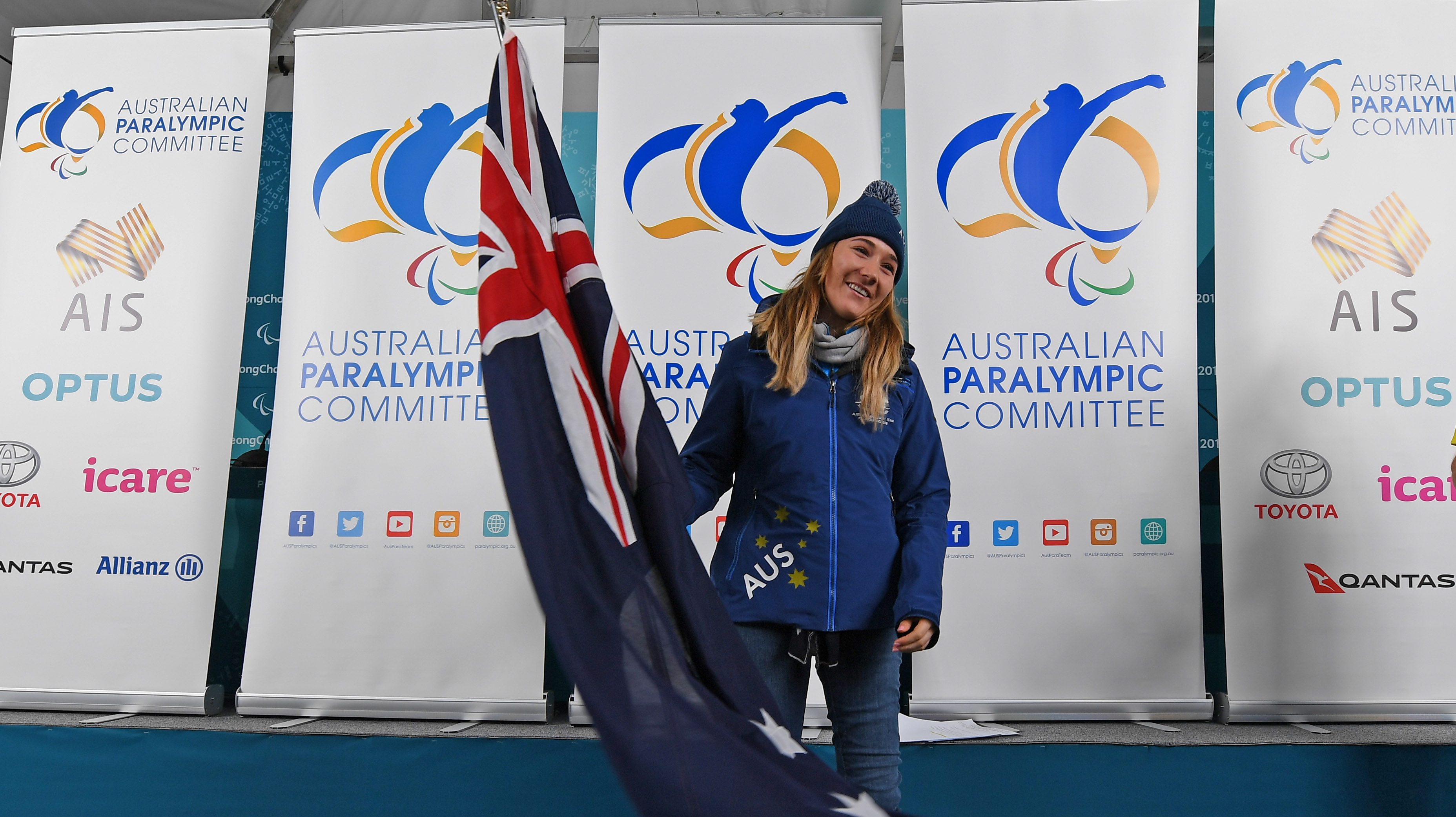 A statement from the Australian Paralympic Committee