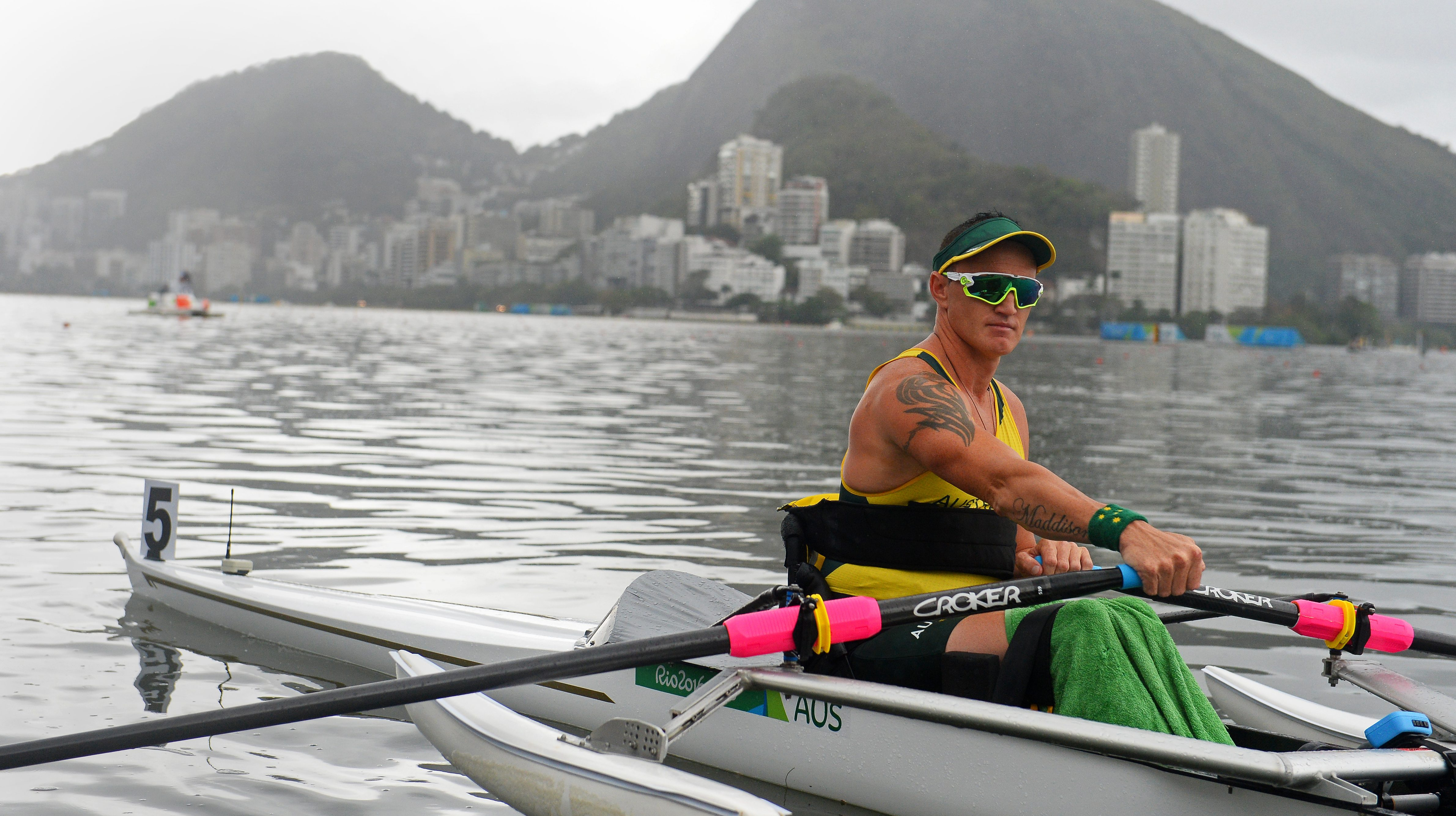 Horrie selected early for 2018 World Rowing Championships