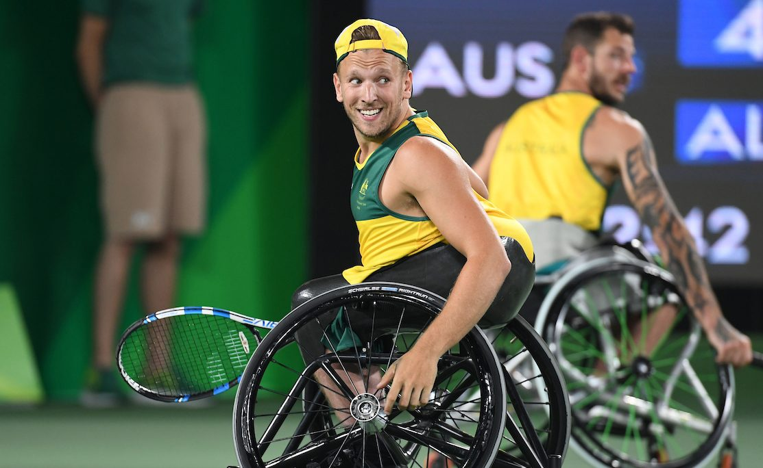 Dylan Alcott leads top Aussie wheelies named for World Team Cup
