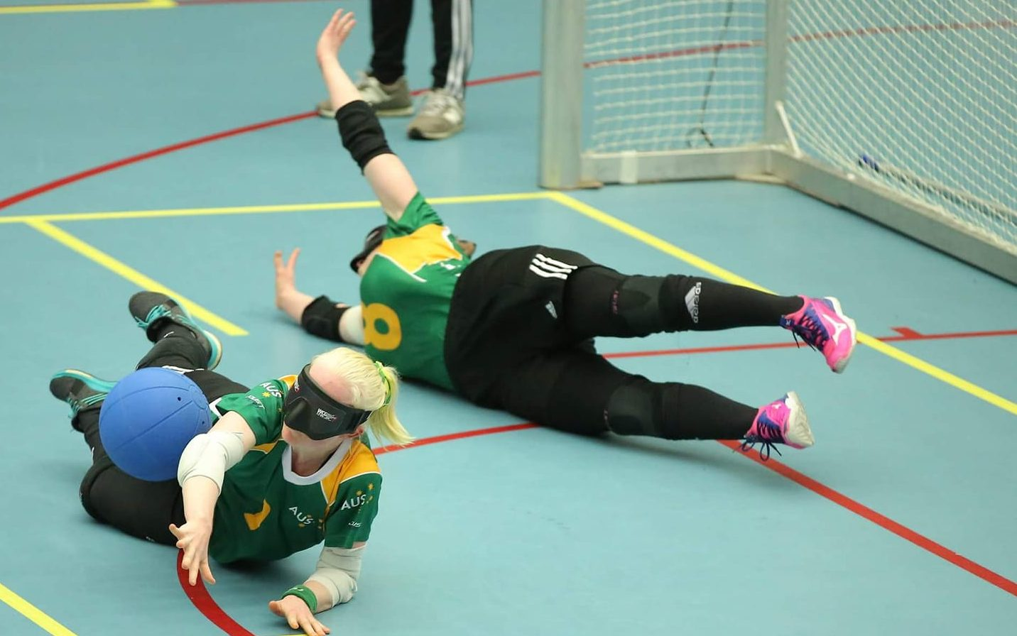 Australia bows out at Goalball World Championships