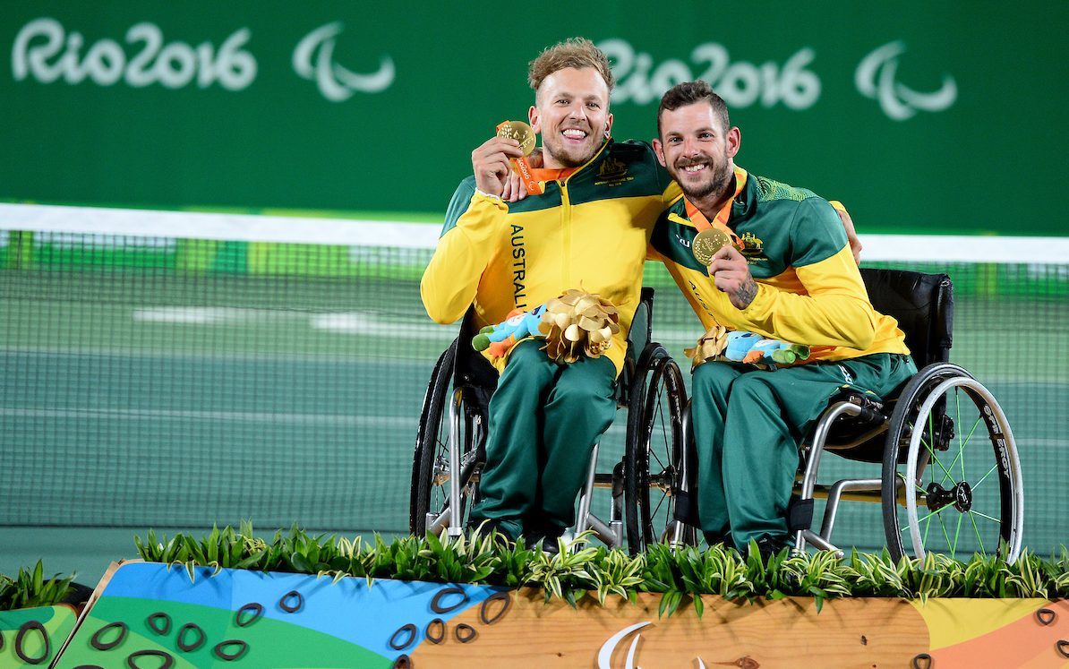 Australia regain Quads title at World Team Cup