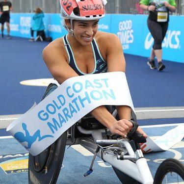 De Rozario wins Gold Coast Marathon