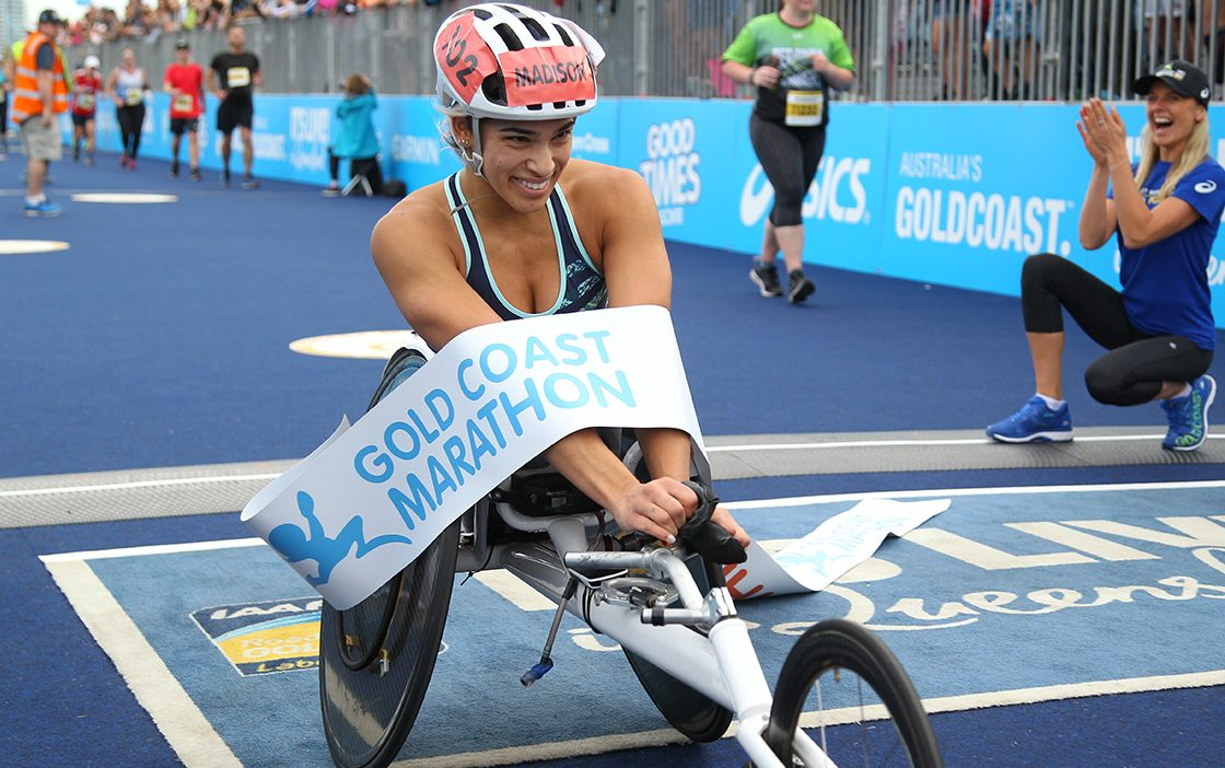 De Rozario wins Gold Coast Marathon