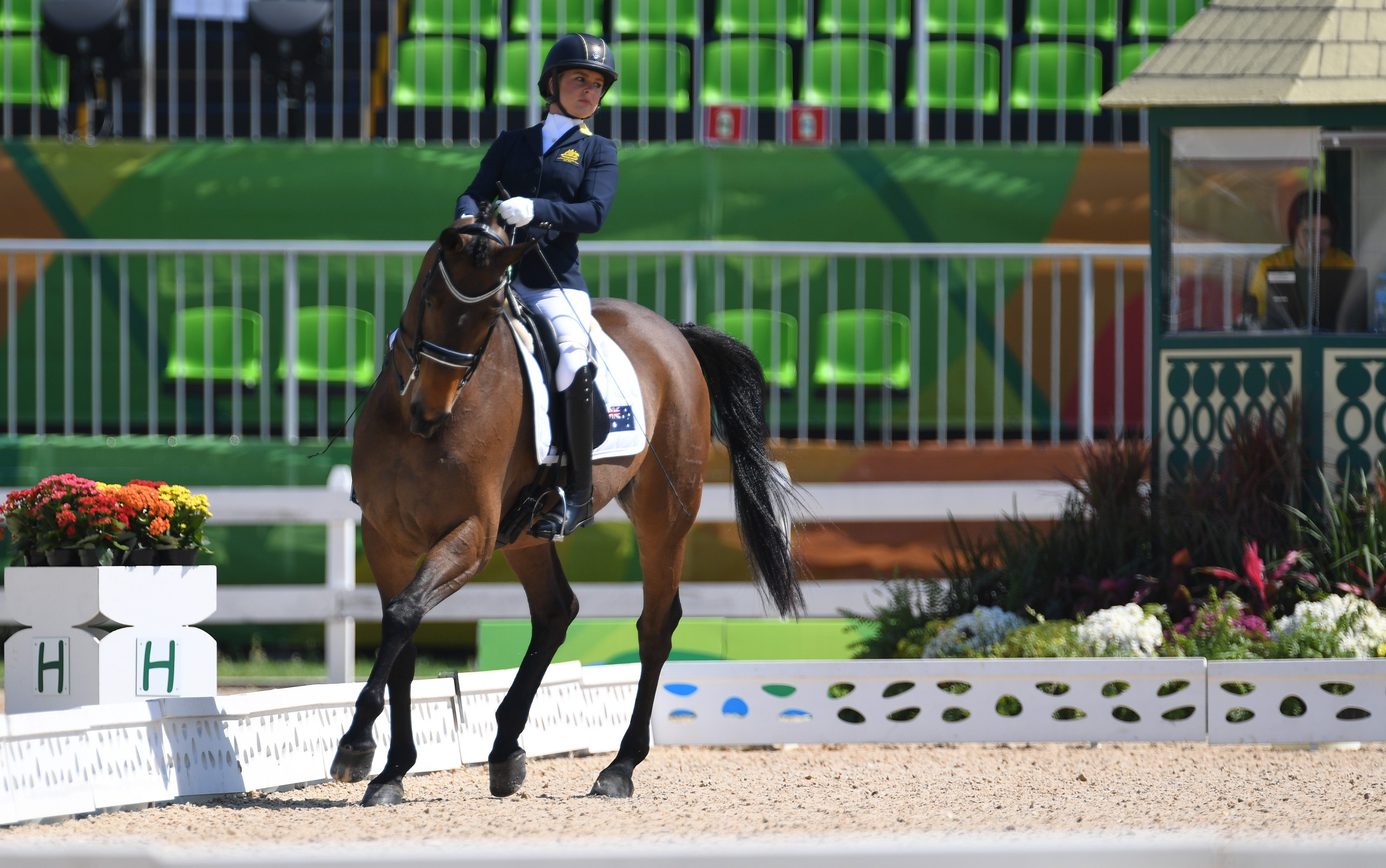 World Equestrian Games 2020.Emma Booth To Represent Australia At 2018 Fei World