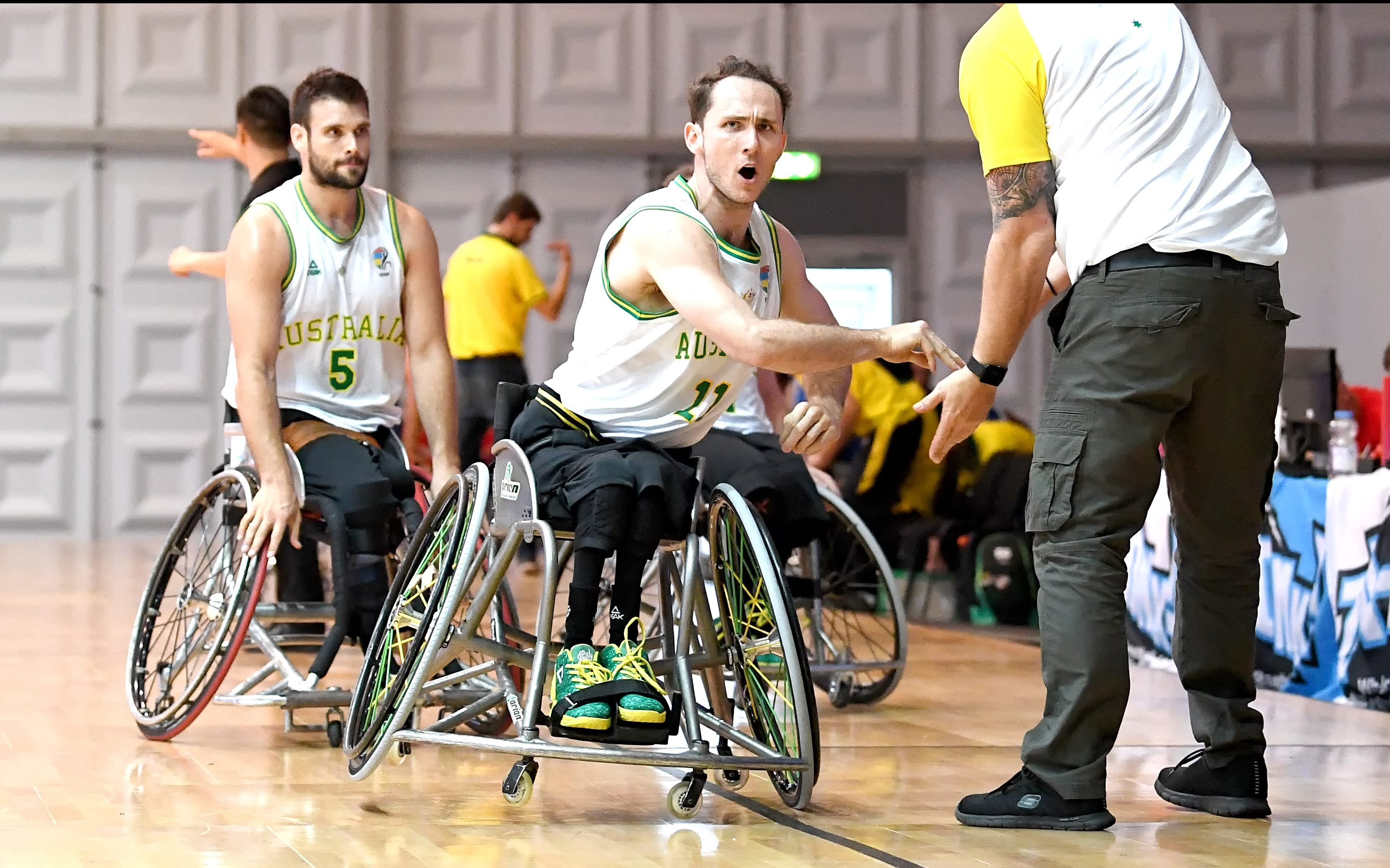 Rollers defeat Brazil to advance to World Champs quarter-finals