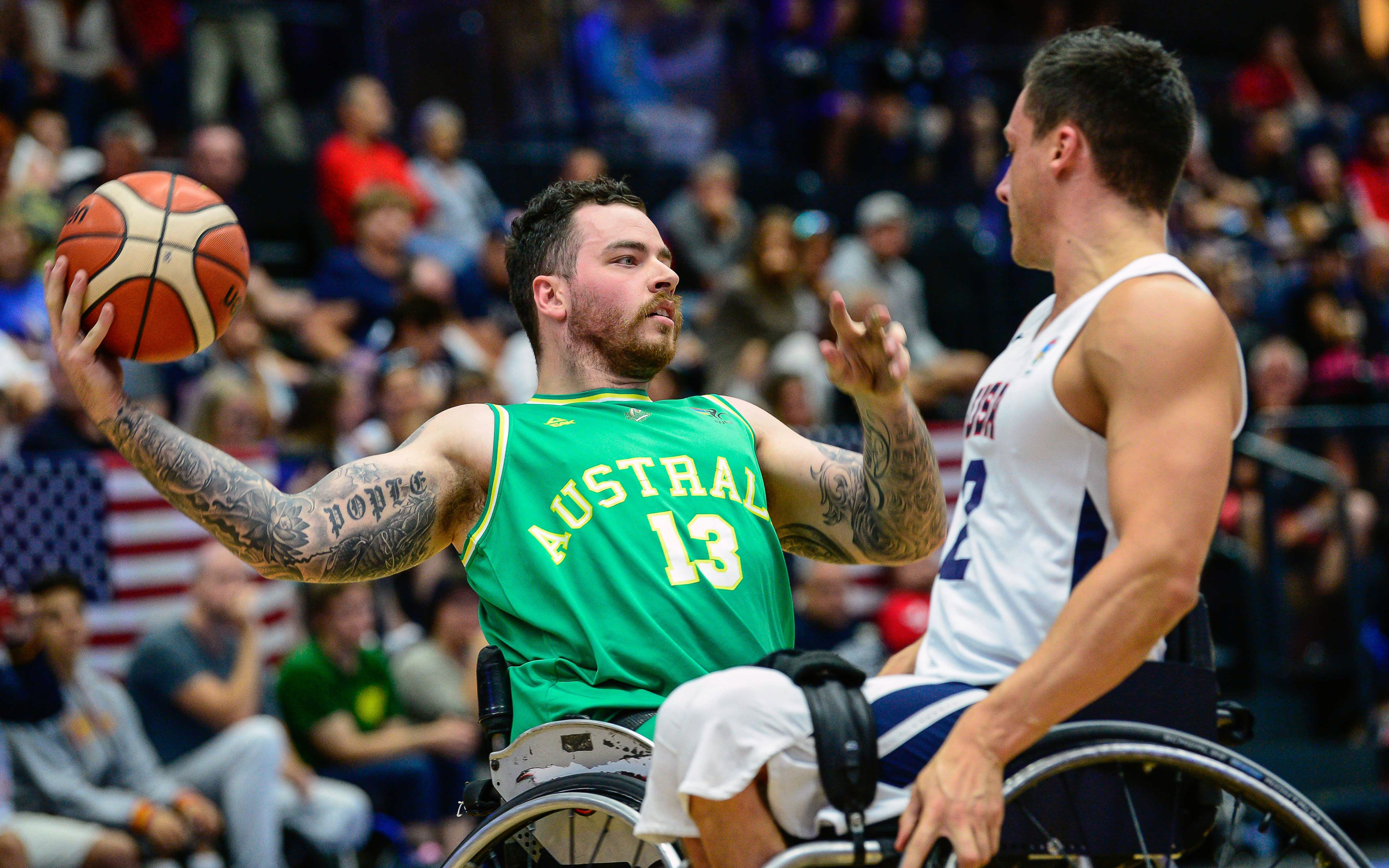 Rollers earn bronze at 2018 IWBF World Championships