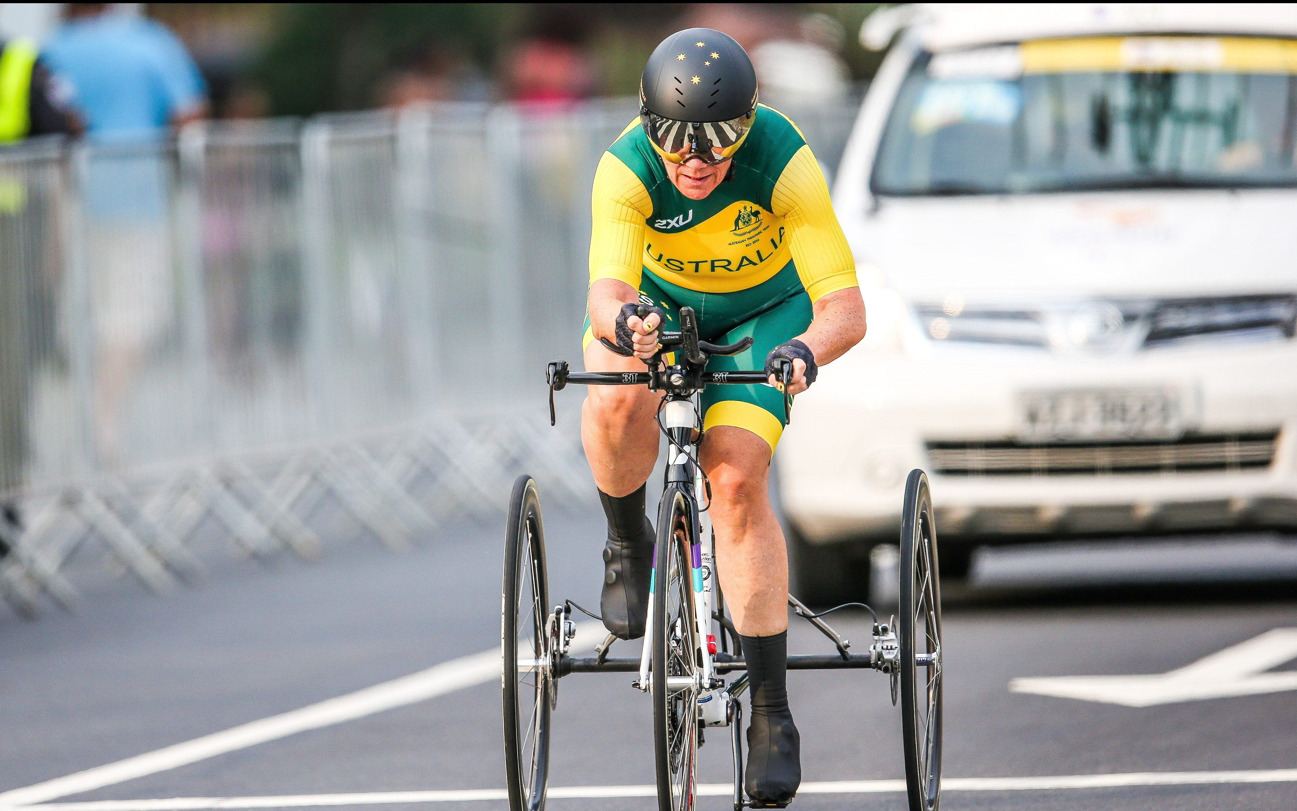 Australian team primed on eve of Para-cycling Road World Championships