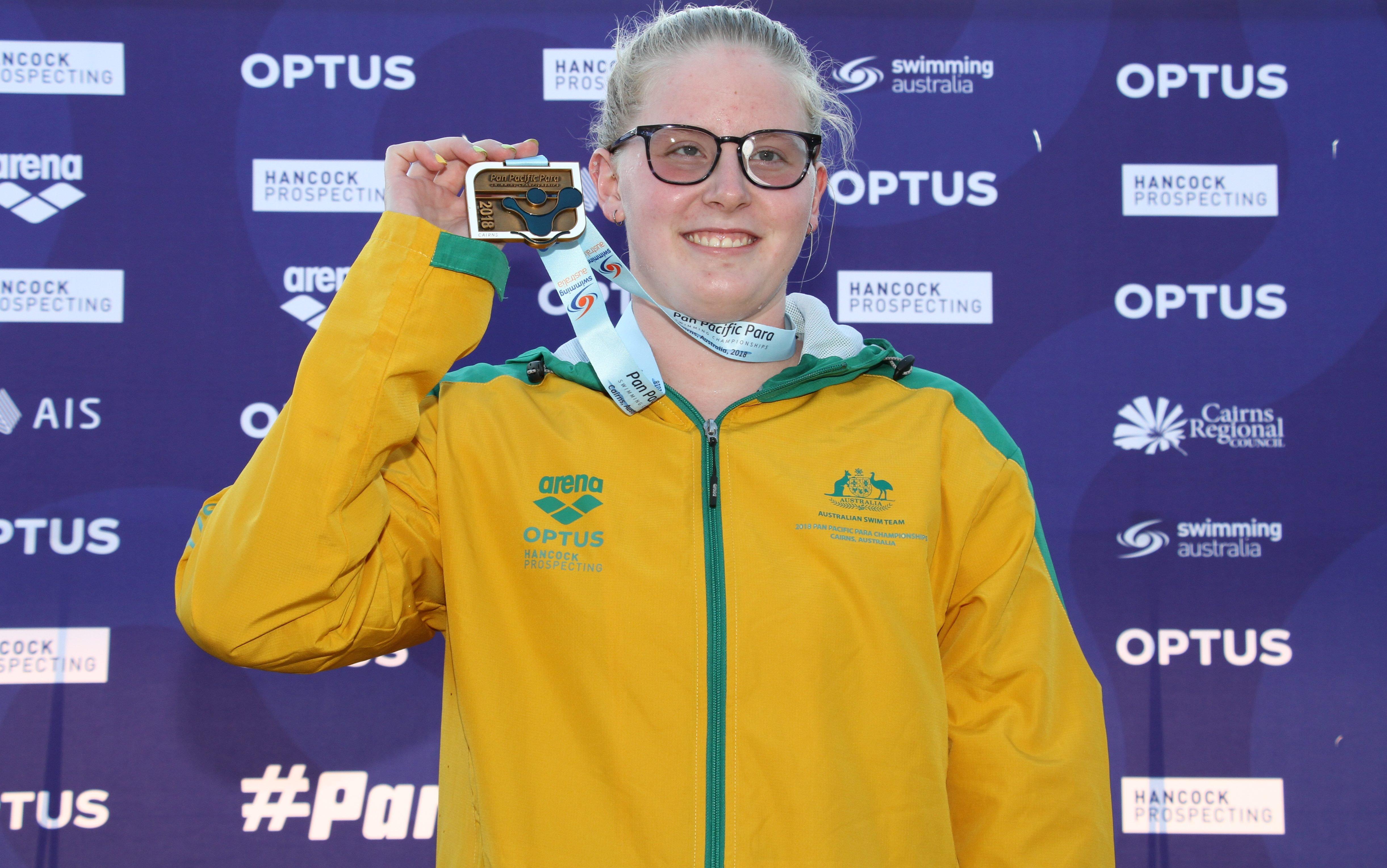Katja later – Dedekind and Dolphins deliver more gold for Australia