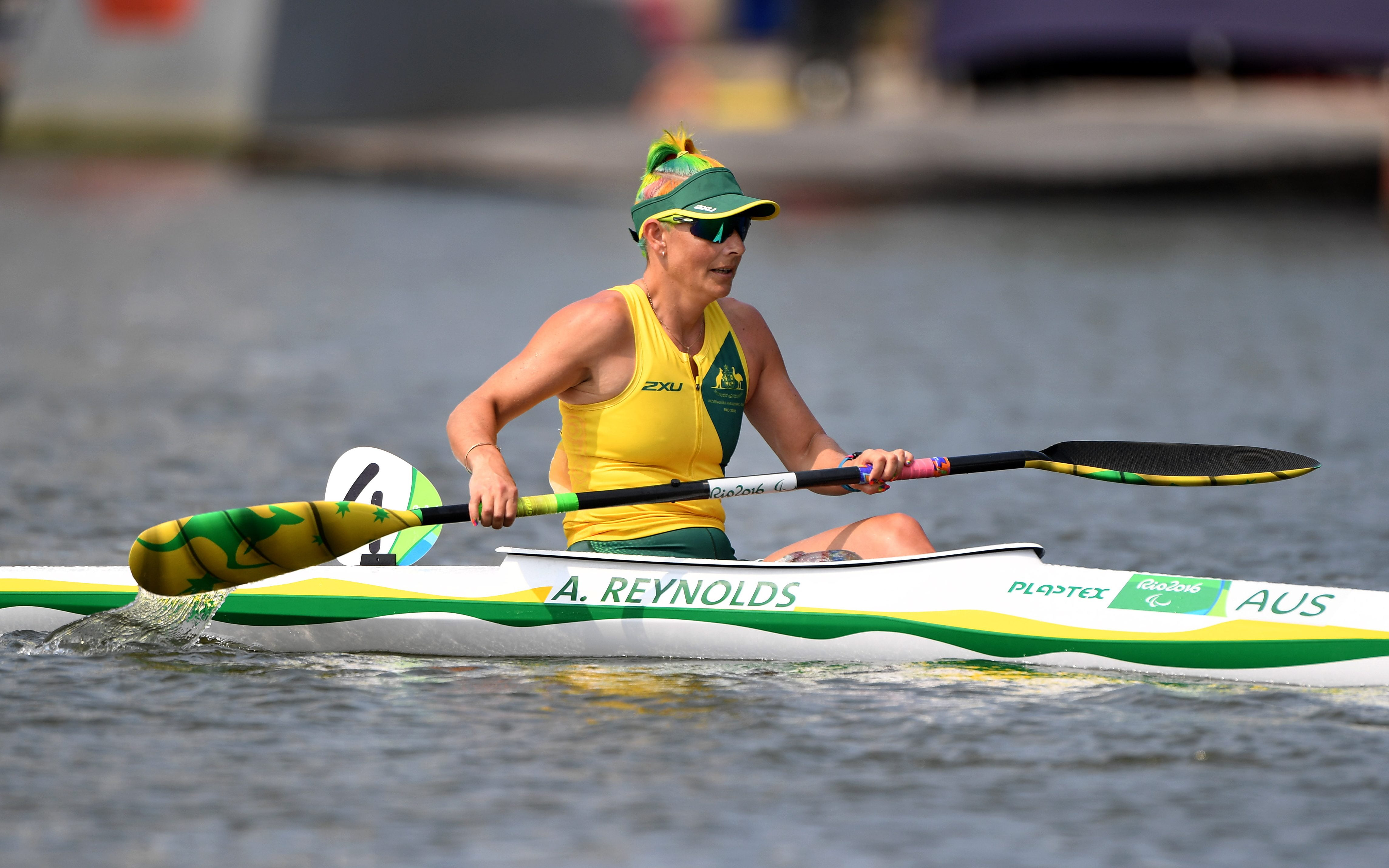 Paralympic medallists ready for 2018 Para-canoe World Championships with two years to go to Tokyo 2020