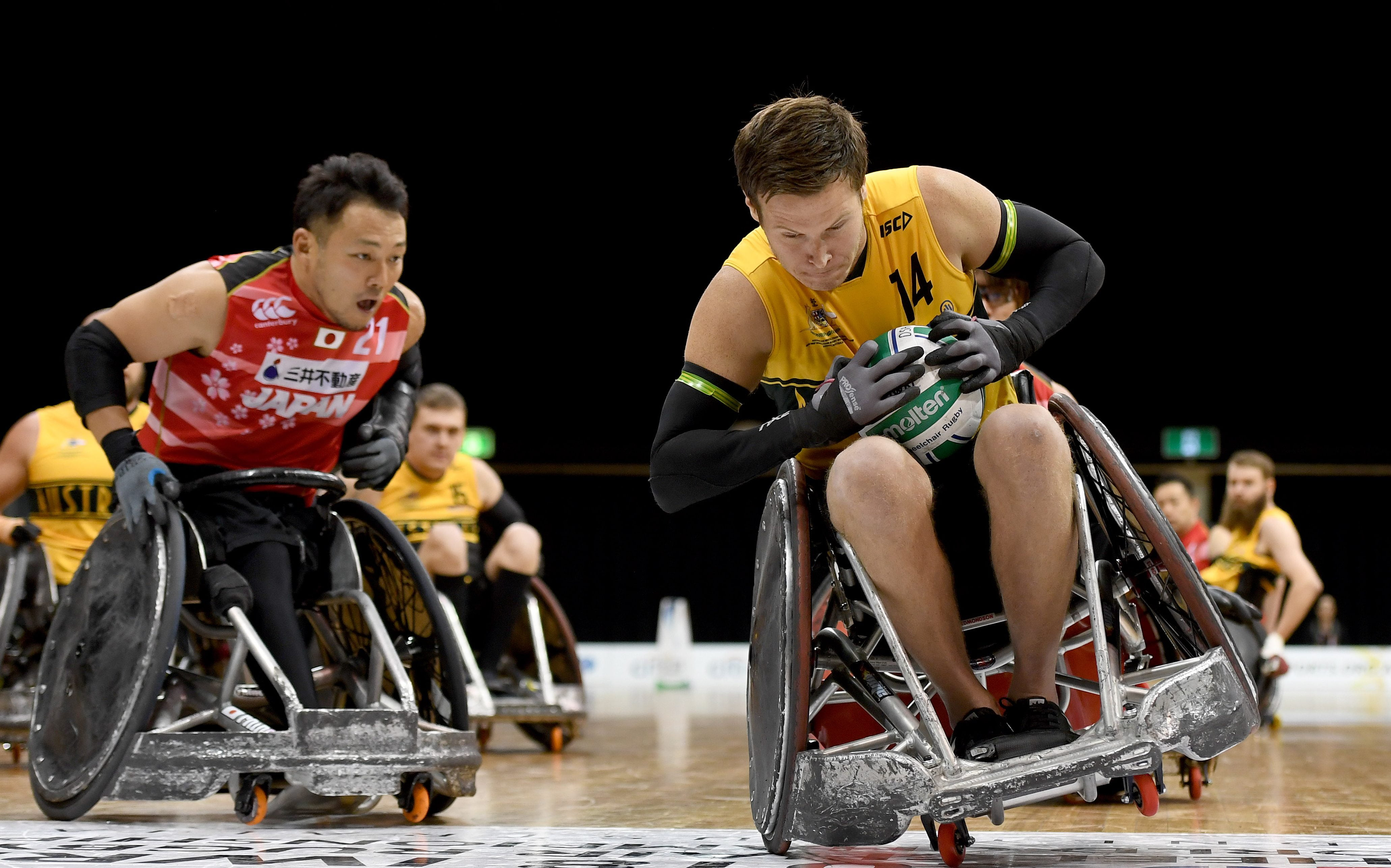 Australia to play Great Britain in semi-final at IWRF Wheelchair Rugby World Championship
