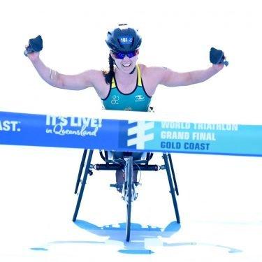 Tapp turned on full bore as Emily strikes world championship gold