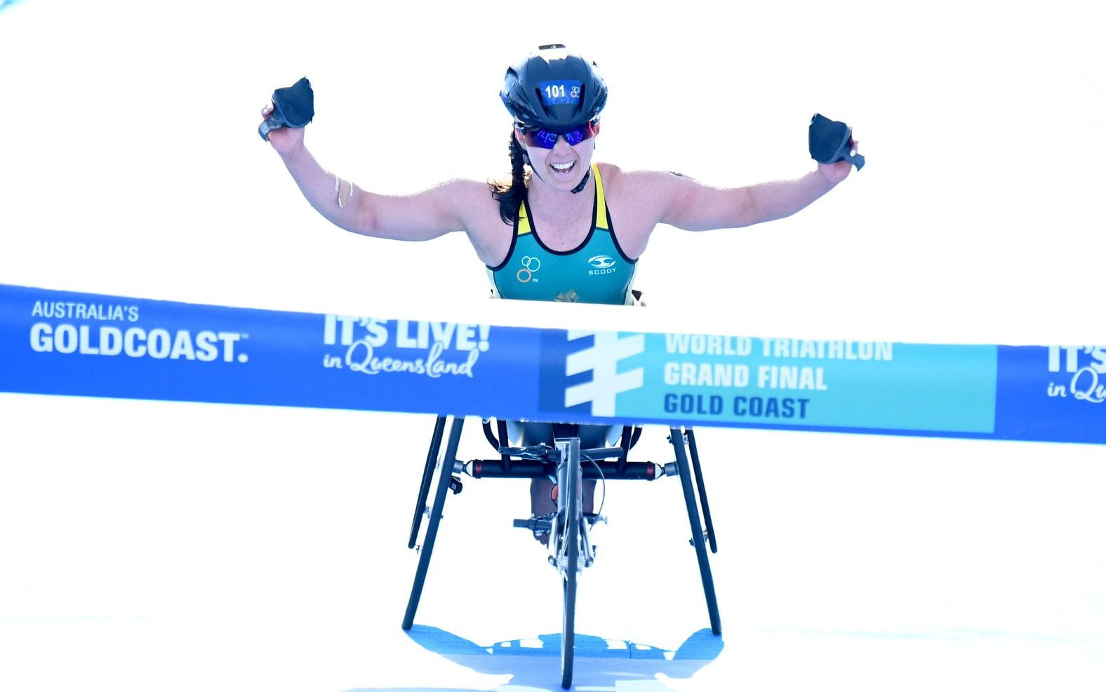 Tapp turned on full bore as Emily strikes World Championships gold