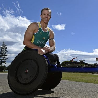 Para-triathletes line up for Gold Coast World Championships