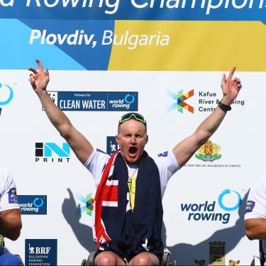Rowing Australia launches High Performance Preparation Support for Para-rowers