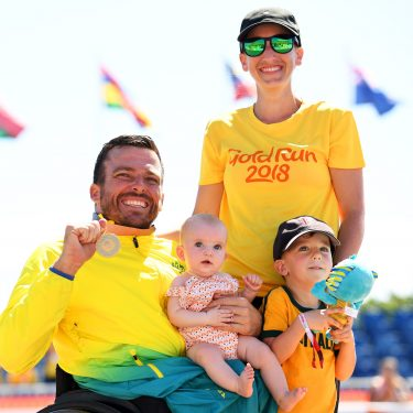 Fearnley becomes the first Paralympian to win The Don