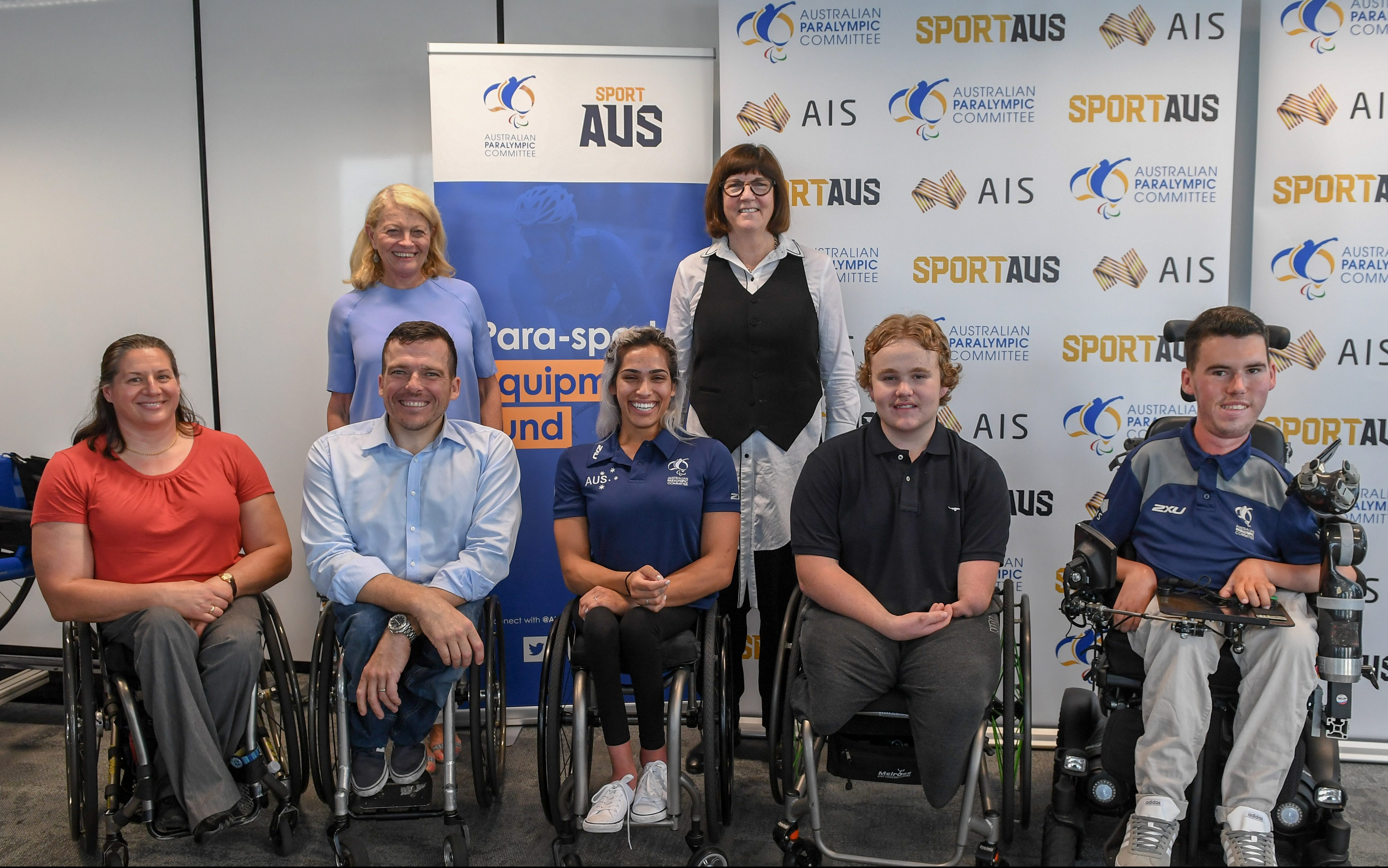 Sport Australia joins APC to equip Para-athletes of the future