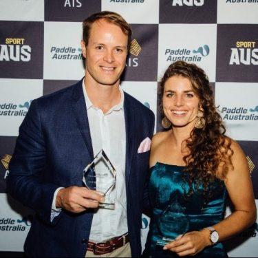McGrath wins top gong at Paddle Australia Awards